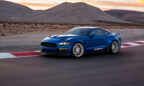 Shelby 1000 Mustang   Official Photos, Details, Specs, And