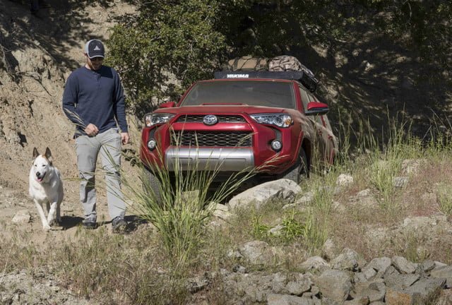 2018 toyota 4runner specs release date price performance trd off road premium 04
