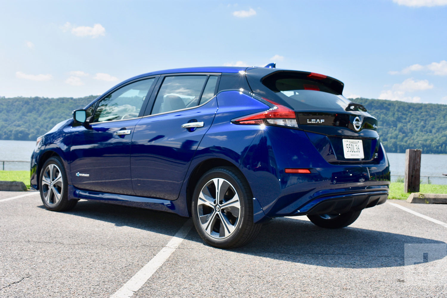 2019 Nissan Leaf Plus Review Digital Trends