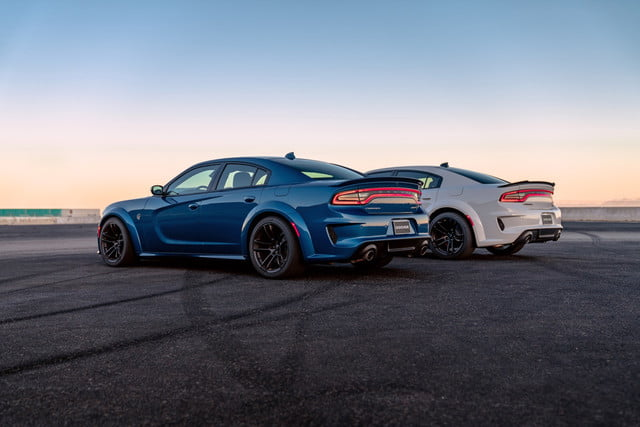 2020 dodge charger srt hellcat widebody and scat pack  front rear