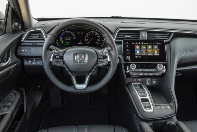 2020 honda insight hybrid sedan