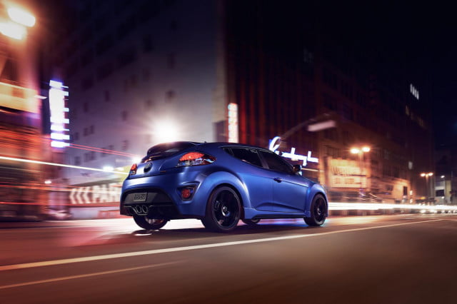 2016 Hyundai Veloster Rally Edition