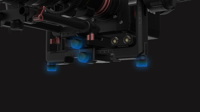dji ronin 2 announced adjustment knobs