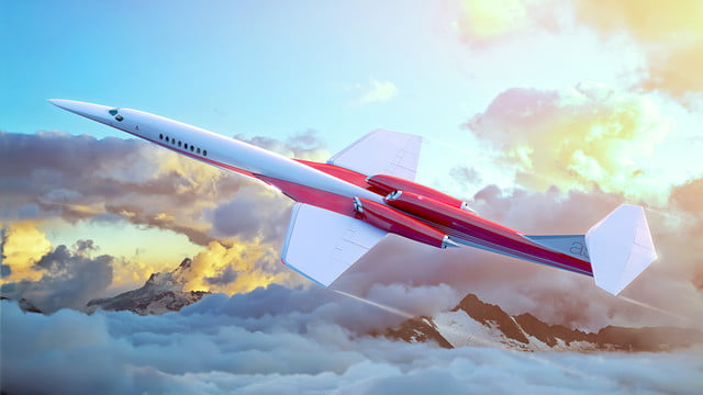 high speed concepts that could mark the return of supersonic travel aerion as2 in flight hr