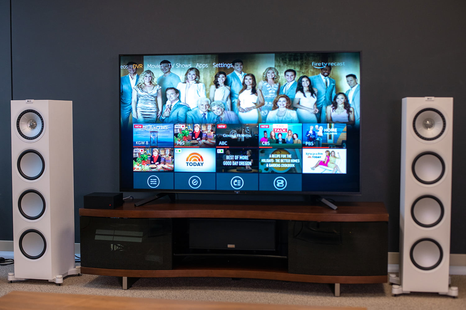Amazon's Slick Fire TV Recast is a Great Way to Record