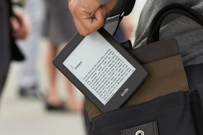 Amazon Kindle Discount Celebrates 10 Years Of Its Ebook