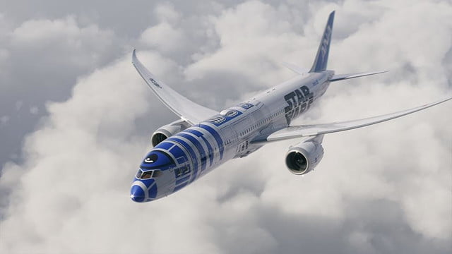 anas r2 d2 jet will be the closest to flying in a star wars spacecraft ana 1