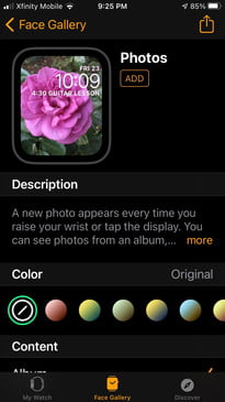 best apple watch faces appic6
