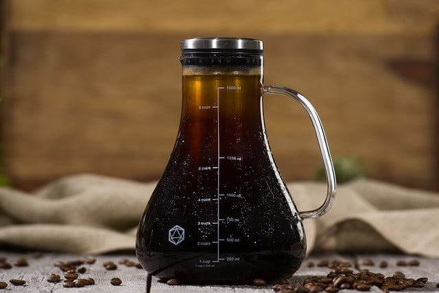 arctic cold brew system launches on kickstarter solo with