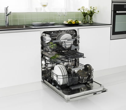 Asko Liances Unveils New Generation Of Dishwashers