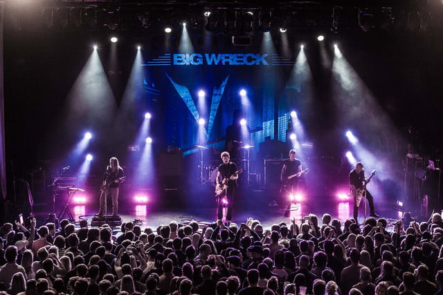 Big Wreck Interview: New Album 'Grace Street,' Streaming