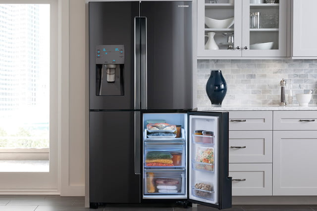 black stainless steel appliances trend 4doorflex 3  1