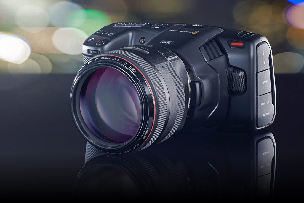 Make cinema magic for less with this discount code on the Blackmagic Pocket 6K