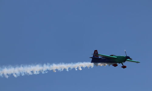 Watching an Air Race is Mesmerizing, but Photographing One