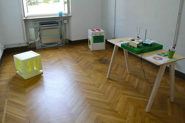 casa jasmina smart home of the future airbnb apartment table