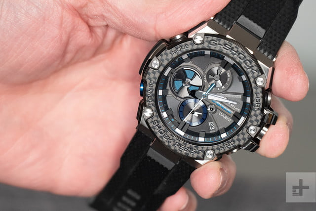 casio g shock steel gst b100xa review b100 2
