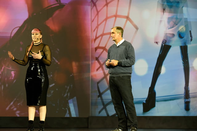 intel ces 2016 keynote ces16 chromat