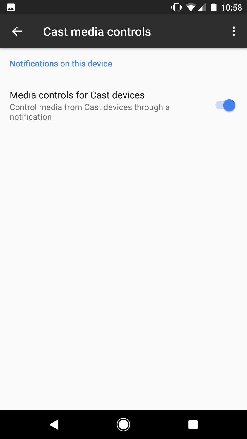 How To Disable Or Enable Chromecast Network Notifications On