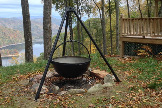 Cowboy Cauldron Co: Fire it up like a rancher