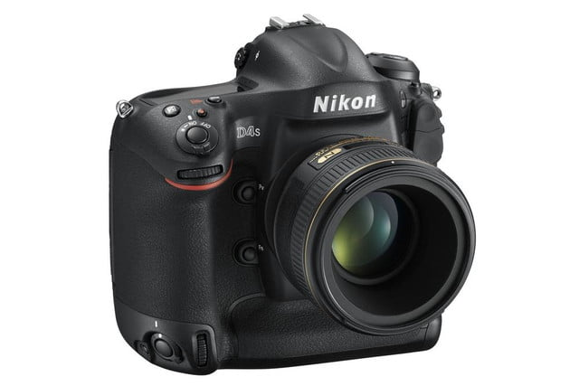 small improvements help boost performance in nikons new d4s dslr 58 1 4 front34r