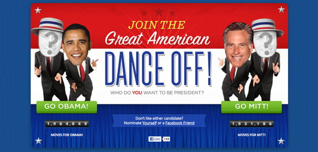 JibJab gets political with the Great American Dance Off