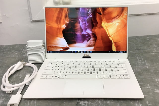 Dell XPS 13 slate front