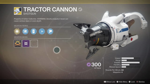 destiny-2 best weapons tractor-cannon