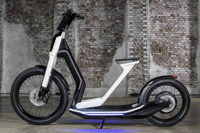 volkswagen offers two cool scooter designs for zipping around town die neue studie streetmate