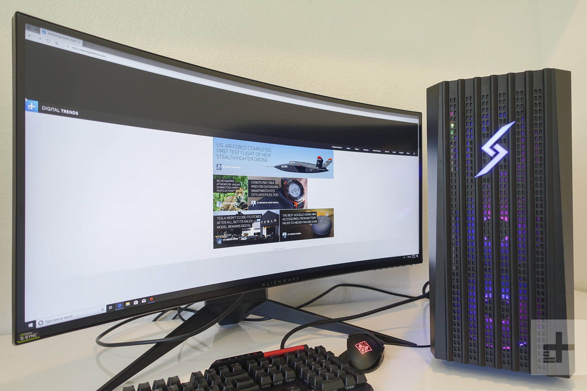 Digital Storm Lynx Review: A Prebuilt Gaming PC With Stylish