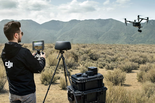 dji announces cendence controller and accessories tracktenna 1
