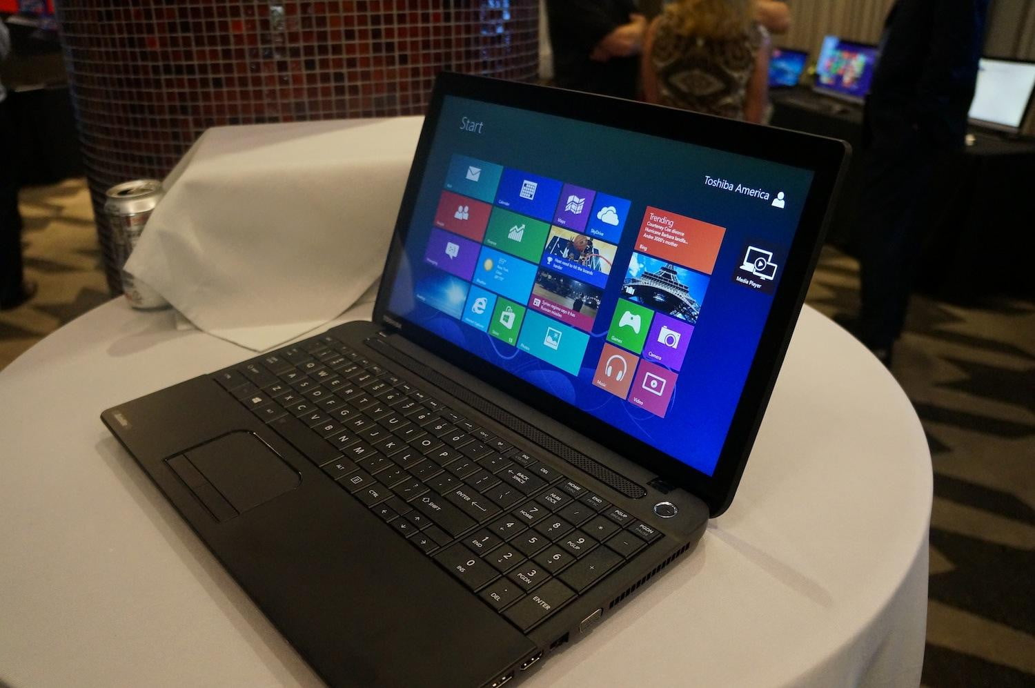 Toshiba updates Satellite series with Haswell processors and