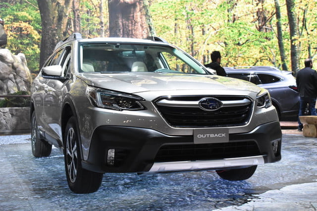 2020 Subaru Outback Is Still Rugged but More User-Friendly