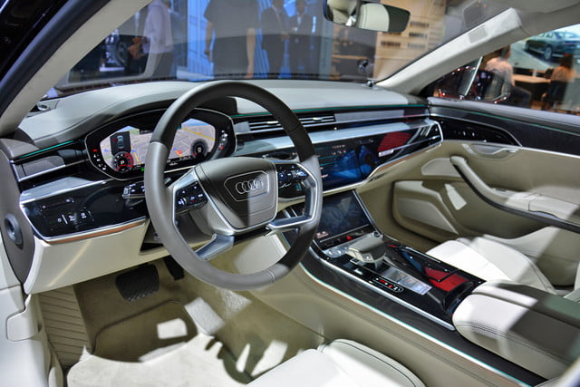 Audi A8 W12 >> 2019 Audi A8 News Pictures Specs Price Performance