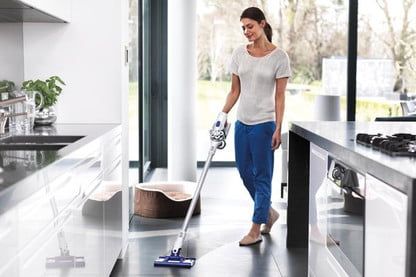 Dyson Hard Dc56 Hands On Review