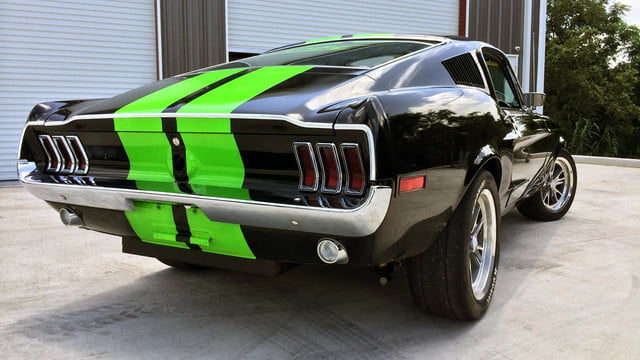 electric ford mustang performance specs pictures 1968 zombie 222 10