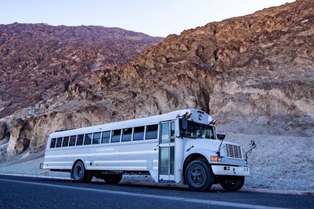 coolest bus to mobile home conversions expedtionhappinessafter