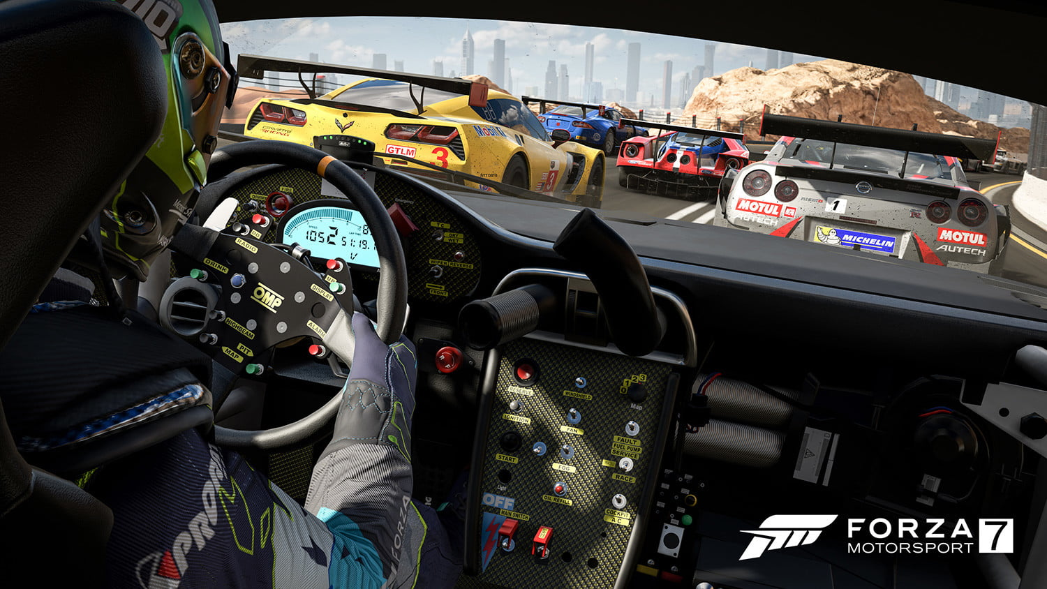Forza Motorsport 7 Review: Why Realistic Racing Rules