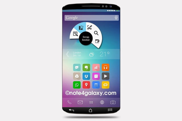 best upcoming phones galaxy note 4 concept1 1500x1000