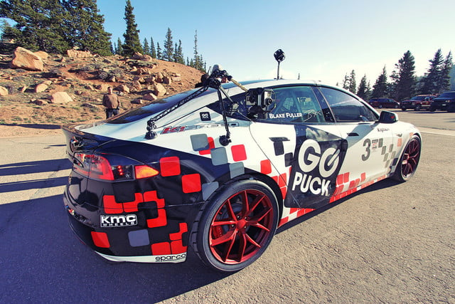 tesla model s pikes peak record go puck img 0728