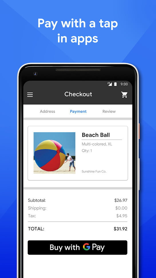 paypal vs google wallet venmo square cash pay screenshot 2
