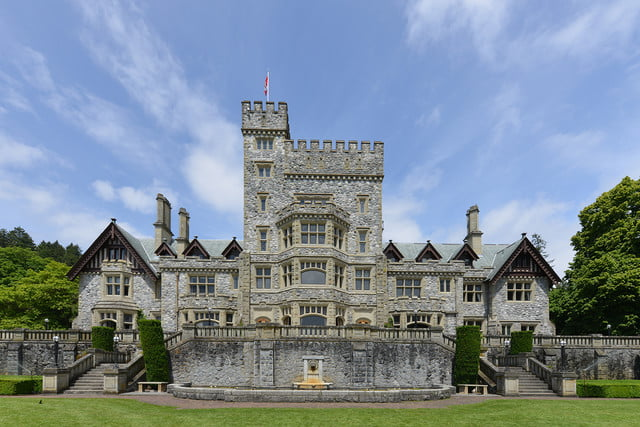 10 famous movie locations you can actually visit hatley castle  garden side