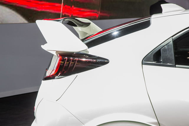 honda civic type r official pictures specs and performance 7