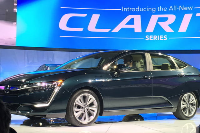 honda clarity plug in hybrid news specs performance range reveal