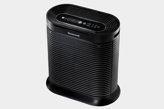 Honeywell HPA250B air purifier with Bluetooth smart controls