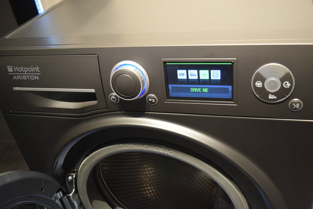 cool washers and dryers from ifa 2015 hotpoint washer