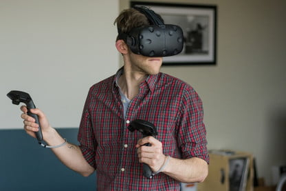 Valve is Working On Adding Eye-Tracking Support to OpenVR
