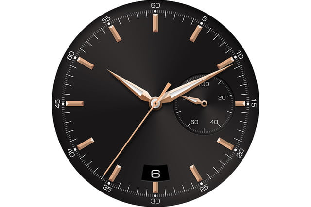 huawei watch news screen bronze 2
