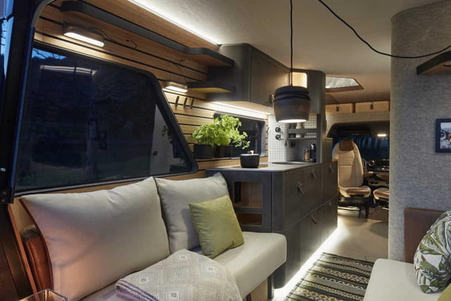 hymer visionventure concept previews the camper van of 2025 vision venture 11