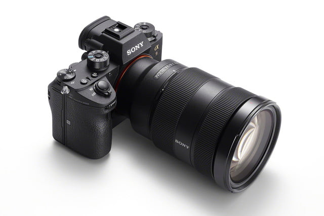 sony a9 full frame camera announced ilce 9 fe2470gm left image large
