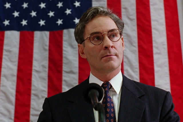 Kevin Kline as President Bill Mitchell, Dave (1993)